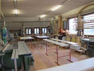 Atelier Agencement Trunz, Châtel-St-Denis
