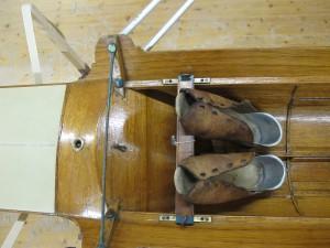 chaussures d'origine
