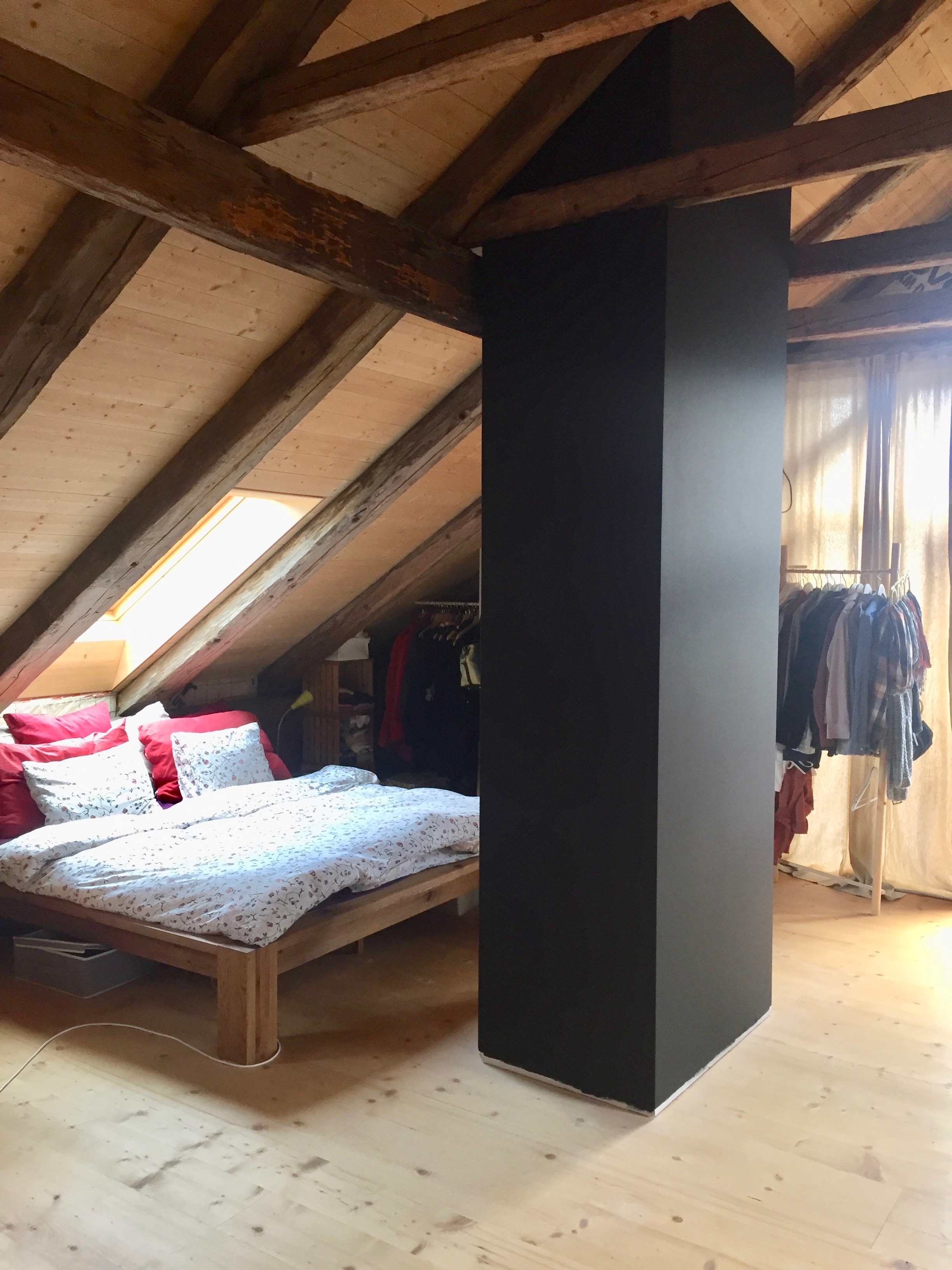 am nagement de combles agencement trunz. Black Bedroom Furniture Sets. Home Design Ideas